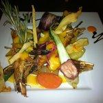crevette sauce Giromon&mangue