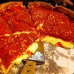 authentic Chicago deep dish!