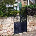 Entrance Allenby2