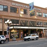 Horton Grand Theatre in downtown San Diego