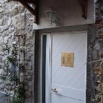 Entrata The entrance