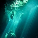 "Cenote ""The Pit"" with Koox Diving"