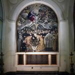 Iglesia de Santo Tomé: El Greco's 'El entierro del señor de Orgaz'