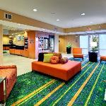 Meet your friends, colleagues or family in the beautiful lobby