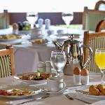 Akali Hotel breakfast restaurant