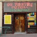 façade entrée restaurant