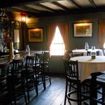 One of the beautiful rooms at White Horse Tavern