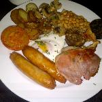 One of best cooked breakfasts in years