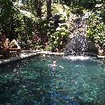 The pool at Kaya Sol.