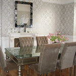The 'Blinging' Dining Room!