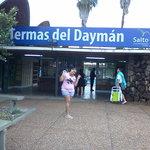 Foto de Termas del Dayman
