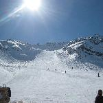 best skiing conditions ever!