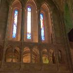 Beautiful windows of St. John's Cathedral