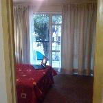 View of main bedroom in 2nd floor master suite.