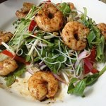 Special of the day: Spicy Prawn Salad
