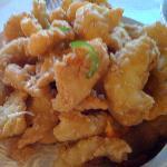 salt and pepper fish fillet