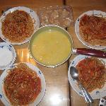 homecook dinner
