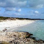 Der Strand im Süden