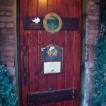 Exterior - door to heaven :)