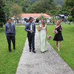 Annabel & Josh Wedding March 2012