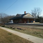North Pemberton Railroad Station Museum and Rail Trail
