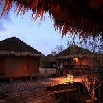 Resort in The Morning