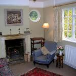Guest sitting room