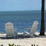 Your chair awaits...