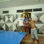 Ping Pong en el pachamama