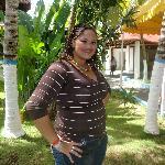 en el jardin del hotel puertas del sol playa el agua