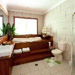 Master Bathroom w shower