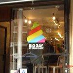 Bild från Big Gay Ice Cream Shop