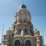 Palacio Barolo torre