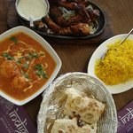 the taste of India in Cluj-Napoca