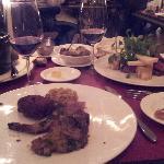 visión general de los platos principales: que no se quede nadie con hambre.