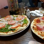 Small pizza's