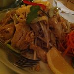 Lovely Chicken Pad Thai