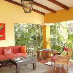 veranda - a comfortable retreat