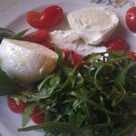 good old buffalo mozzarella