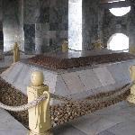 KN Memorial - Tomb