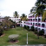 Jolly Beach Resort, hotel building