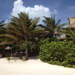 Beach at Xanadu