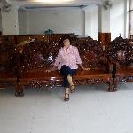 Lobby Seng Hout hotel