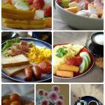 6 breakfast