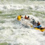 Hells Canyon whitewater rafting
