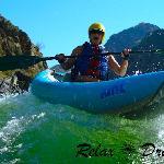 Salmon River whitewater rafting and kayaking