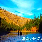 Guided fly fishing on the Grande Ronde and Wallowa Rivers