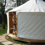 East Crinnis Yurt's
