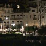 Biarritz illuminata