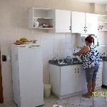 Cozinha do apto 401